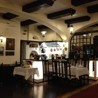 Photo taken at Restaurant Vatra Neamului by Iulian B. on 3/24/2012