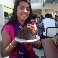 Photo taken at Cafetería (UCSM) by Jamileth R. on 8/27/2012