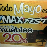 Photo taken at OfficeMax by JORGE N. on 4/27/2012