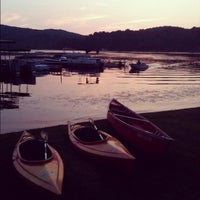 Photo taken at Gauthier's Saranac Lake Inn by Paul E. on 7/15/2012
