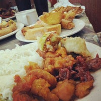 Photo taken at King's Buffet by Albert A. on 7/29/2012