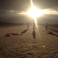 Photo taken at Badwater Basin by MANU D. on 8/14/2012