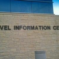 Photo taken at Kansas Travel Information Center by Robert Y. on 4/6/2012