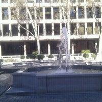 Photo taken at Plaza del Rey by Amergin on 1/29/2012