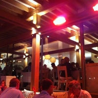 Photo taken at Harbour House by Emanuele F. on 2/8/2012