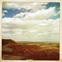 Photo taken at Painted Desert by Joslyn B. on 5/24/2011