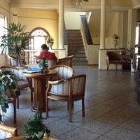 Foto diambil di Plaza Hotel Mococa oleh Maria Fernanda T. pada 12/25/2011
