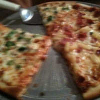 Photo taken at Bobby V's Italian Restaurant Pizzeria by Josh T. on 6/6/2011