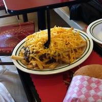 Photo taken at Louis Burgers IV by Ryan B. on 1/20/2012