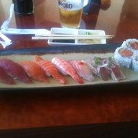 Photo taken at C U Sushi by M V. on 8/27/2011