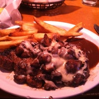 Photo taken at Texas Roadhouse by Garry V. on 11/6/2011