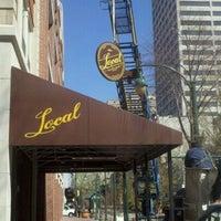 Photo taken at Local Gastropub by Elizabeth L. on 5/8/2011