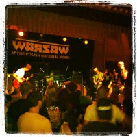 Photo taken at Warsaw by Brian L. on 9/1/2012