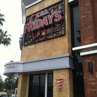 Photo taken at TGI Fridays by Dan T. on 5/2/2012