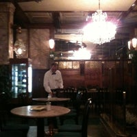 Photo taken at Cafe Evropa by Irini T. on 11/2/2011