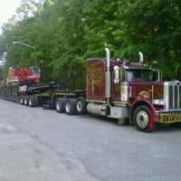 Photo taken at Owen-Kennedy Specialized Transportation by Tare K. on 12/20/2011