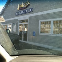 Photo taken at Jake's Market of Lebanon Irving by Keoki J. on 2/18/2011