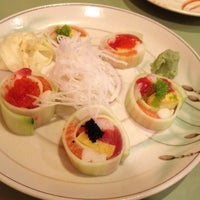Photo taken at Sori Sushi by Dan H. on 10/27/2011