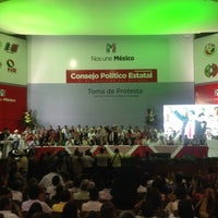 Photo taken at Comité Directivo Estatal PRI by Rolando T. on 8/31/2012