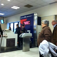 Photo taken at Gate B19 by Phil B. on 12/21/2011