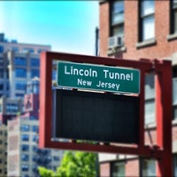 Photo taken at Lincoln Tunnel by Bob K. on 4/29/2012