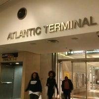 Photo taken at Atlantic Terminal by Alexandria C. on 11/28/2011