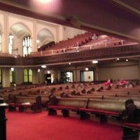 Photo taken at First United Methodist Church by Aren on 10/30/2011
