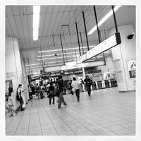 Photo taken at Akabane Station by ロンゴロンゴ on 6/10/2012