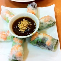 Photo taken at Saigon Cuisine by Susanne P. on 4/7/2012