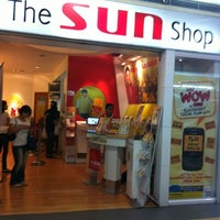 Photo taken at The Sun Shop by Joy P. on 7/25/2012