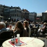 Photo taken at Grand Café Brinkmann by Jose H. on 6/26/2012