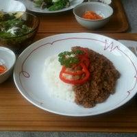 Photo taken at cafe SORA by Kousuke Y. on 5/9/2012