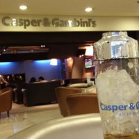 Photo taken at Casper & Gambini's by Sara E. on 4/8/2012