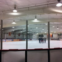Photo taken at Oceanside Ice Arena by Chris W. on 2/17/2012