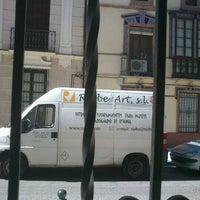 Foto tomada en Palacio Condes De Santa Ana por Pepe T. el 6/12/2012