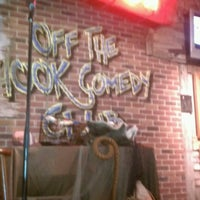Photo taken at Off The Hook Comedy Club by Crystal K. on 7/27/2012