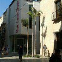 Foto tomada en Museo Carmen Thyssen Málaga por Pedro P. el 10/21/2011