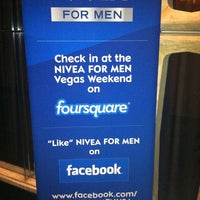 Photo taken at Nivea for Men Vegas Weekend by Geoff S. on 6/4/2011