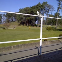 Photo taken at Club de Golf La Toja by Bruno C. on 2/18/2012