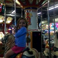 Photo prise au Northern Lights Arcade at Great Wolf Lodge par Laura le9/1/2012
