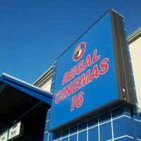 Photo taken at Regal Cinemas Potomac Yard 16 by Patrick P. on 11/12/2011