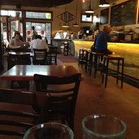 Photo taken at Atlas Cafe by Chikodi C. on 10/24/2011