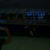 Photo taken at Dreamland Skate Center by Kimberly A. on 10/24/2011