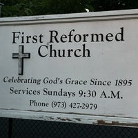 Photo taken at First Reformed Church of Hawthorne by Jean W. on 7/1/2011