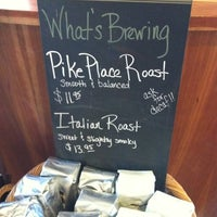 Photo taken at Starbucks by Chris R. on 10/4/2011