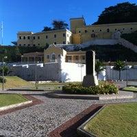 Photo taken at EsEFEx - Escola de Ed. Fisíca do Exército by Bruno R. on 8/15/2012