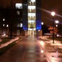 Photo taken at Northeastern Illinois University (NEIU) by Leotis D. on 1/23/2012