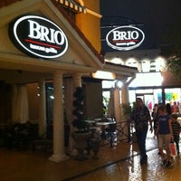 Photo taken at Brio Tuscan Grille by Cyrus V. on 2/18/2012