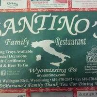 Photo taken at Santino's by Blake B. on 1/6/2012