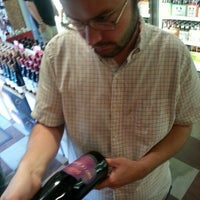 Photo taken at Jersey Wines & Spirits by Adrienne S. on 9/8/2012